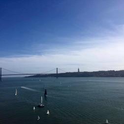 pont vue tour de belem