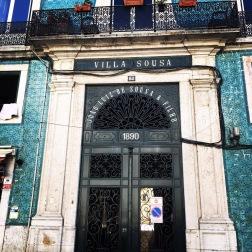 porte villa sousa